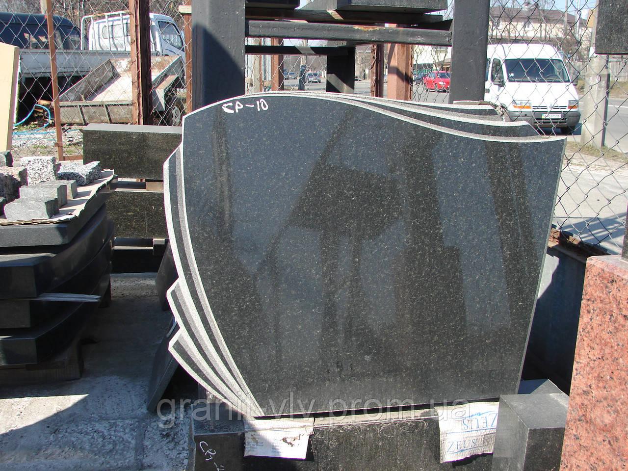 Эконом памятник Арка Темников памятник из цветного гранита Владыкино (14 линия)