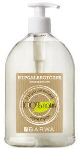 Традиційне польське гіпоалергенне рідке мило 500мл, арт.000448