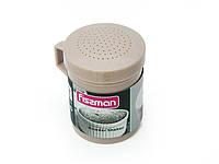 Шейкер пластиковый для сахарной пудры Fissman (AY-7634.ST)