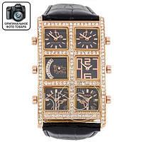 Часы IceLink 4954 black/gold