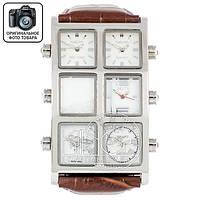 Часы IceLink 4956 brown/white