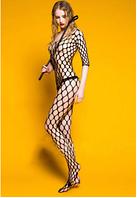 Эротическое женское бельё крупная сетка