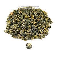Чай китайский зеленый Зеленая улитка весовой 100г