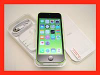 Акция IPhone 5C  С гарантией 1 мес мобильный телефон / смартфон / сенсорный  айфон /6s/5s/4s