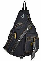 Рюкзак городской на одно плечо мод 1701