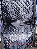 Рюкзаки спортивный найк nike(кожа+ткань катион матовый)спорт городской стильный Рюкзак только оптом, фото 6