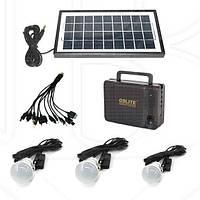 Солнечная система электроснабжения GDlite GD-8006-А