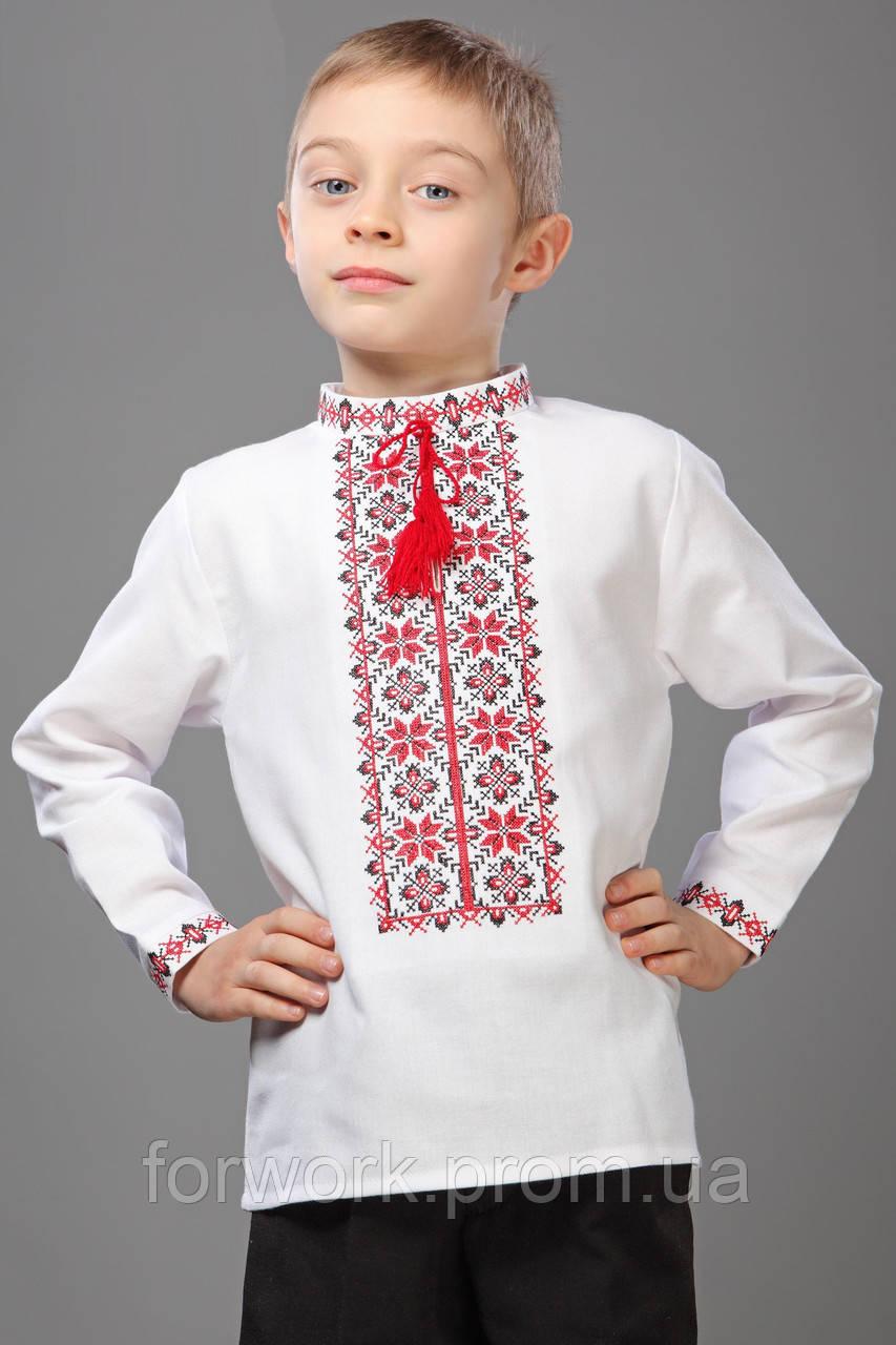 Сорочка вишиванка для хлопчика 5afdd135aa5db