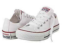 Кеды Converse All Star Low белые 35-45