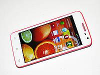 """Современный мобильный телефон Samsung G2 - 4,6"""". Моноблок. Хорошее качество. Практичный смартфон. Код: КДН1588"""