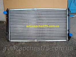 Радиатор водяного охлаждения CHERY AMULET с 2006 года, с кондиционером (производство Tempest , Тайвань)