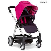 Детская прогулочная коляска Mamas and Papas Sola 2 Pink Silver