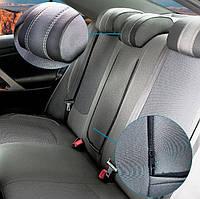 Чехлы на сидения Audi A-4 (B5) 1994-2000 г.в. АВТОТКАНЬ+ЭКОКОЖА