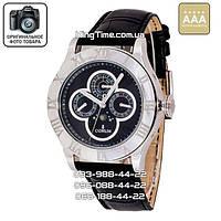 Часы Corum 5408 Romulus Romvlvs Perpetual Calendar black/silver/black AAA