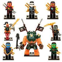 НИНДЗЯГО Небесные пираты Лего LEGO и Команда Ниндзяго Ninjago