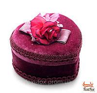 Элегантная женская шкатулка с розами