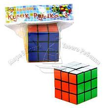 Кубик Рубик 588 в кульке бол, 5,8см(Ч )