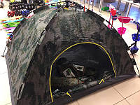 Палатка автомат 2-х местная самораскладающаяся AUTOMATIC 200X150X110CM