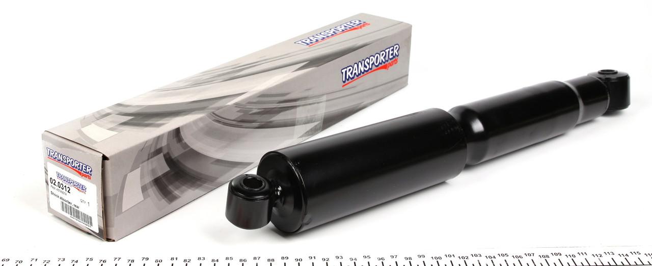 Амортизатор задний Fiat Doblo 01-05 ,TRANSPORTERPARTS - Франция