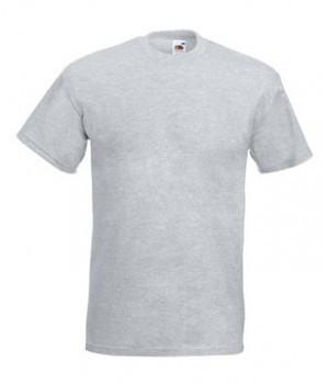 Мужская футболка премиум светло-серая 044-94