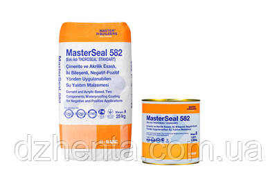 Гидроизоляционный состав MasterSeal 582