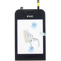 Сенсорный экран Touch screen Samsung E2652 blaсk