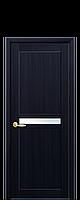 Дверь Неона Экошпон венге 3d,дуб жемчужный, кедр,сандал,ясень патина