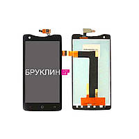 Дисплей для мобильного телефона Acer S510 liquid S1, черный, с тачскрином