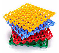 Пластиковый лоток для куриных яиц 60-65 г