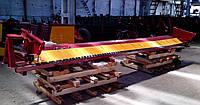 Приспособление на жатку для уборки сои ПЗС до 9.1 м., фото 1