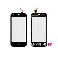 Дисплей для мобильного телефона Acer Z330, с тачскрином/ Экран для Асер Z330 черного цвета