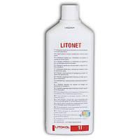 LITONET 1 литр - очиститель от эпоксидных затирок Litokol Литонет
