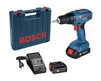Аккумуляторный шуруповерт Bosch GSR 1800-LI