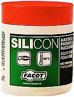 Универсальная шпатлевка FACOT SILICON 460 гр (банка)