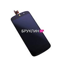 Дисплей для мобильного телефона Acer Z530, черный, с тачскрином/ Экран для Асер Z530 черного цвета