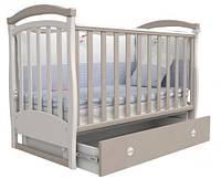 Детская кроватка в Розницу Верес Соня ЛД6 маятник капучино купить в Украине 7 километр Одесса