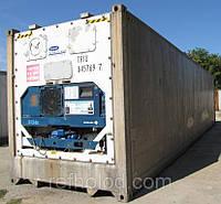 Рефрижераторный контейнер Carrier 1998