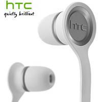 Наушники гарнитура HTC RC E190 вакуумные 3.5mm.