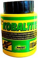 Жидкий герметик для замазки и герметизации FACOT KOBALTITE 460 гр (банка)