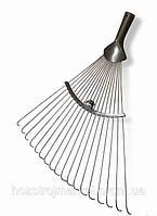 Грабли проволочные раздвижные серебро (65г)