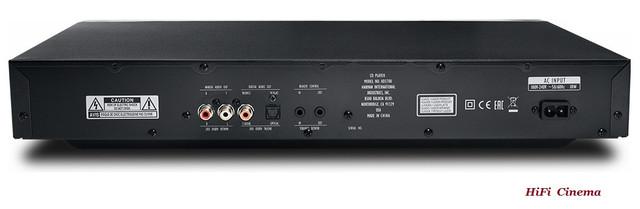 Harman/Kardon HD 3700 проигрыватель CD дисков Hi-Fi класса