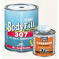 Грунт-наполнитель Body 307, серый 1 компект