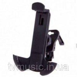 Автомобильный держатель на дефлектор PULSO UH-2050BK/GN