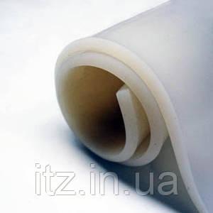 Силиконовая пластина 1 мм - 50 мм