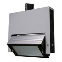 Прожектор для трековой системы BRILUM LUME E40X, серебро