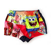 Детские плавки Sponge Bob - №2065