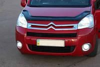 Peugeot Partner 1996-2008 гг. Мухобойка FLY (2004-2008)