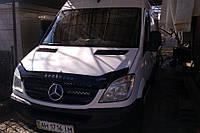 Mercedes Sprinter 2006+ и 2013+ гг. Мухобойка Vip-Tuning 2006-2012