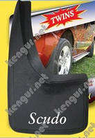 Брызговики на Fiat Scudo передние