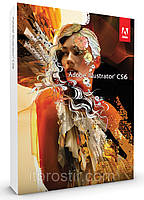 Adobe Illustrator CS6 Ukrainian License